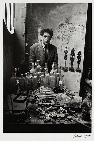Giacometti - 1954 - WEISS - Inv. 2002.5.6